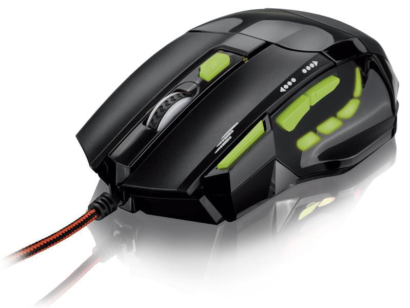 Mouse Optico Xgamer Fire Button Usb Multilaser - Mo208